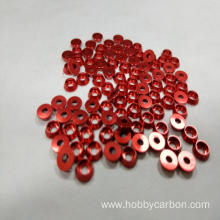 Hobbycarbon M3 Aluminum Cone washer for countersunk screw